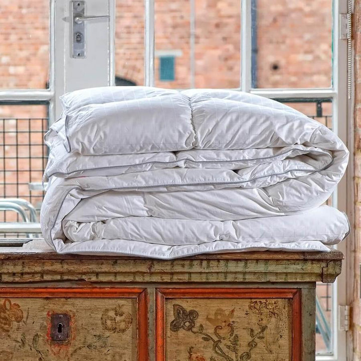 WHICH IS THE BEST FILLING FOR DUVETS?