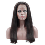 360 Lace Brazilian Frontal Wig, 150% Density With Baby hair - allthingsluvly.com