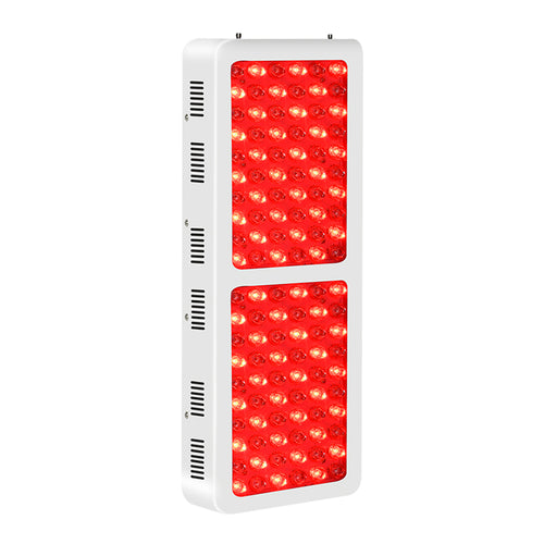 buy 600W half body red 660nm nir near-infrared 850nm LED light therapy device machine panels on sale