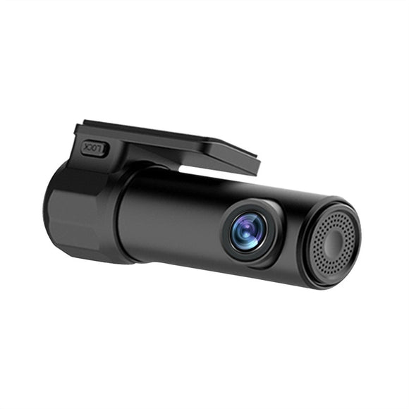 TechNiche WIFI Hiden Car DVR Camera Full HD 1080P 170 Degree Wide Angle Monitor Night Vision