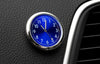 TechNiche Car Decoration Electronic Meter Car Clock Timepiece Auto Interior Ornament Automobiles Sticker Watch Interior In Car Accessories