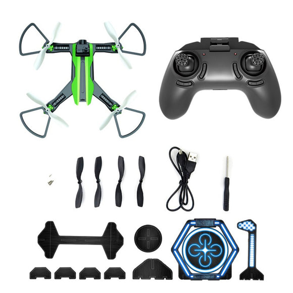 TechNiche Big Szie Rc Drones With Camera Selfie Drones 5.8GHz Traversing UAV Flying Helicopters Remote Control Toys Drons