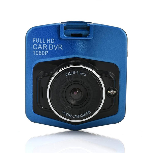 TechNiche Car Dvr Camera 1080P Hd Dashboard Video Recorder G Sensor Night Vision Driving Recorder