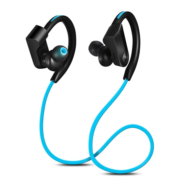 TechNiche Sport Bluetooth Headphone Wireless Earphone Bluetooth Headset Waterproof noise reduction with Microphone for android and ios