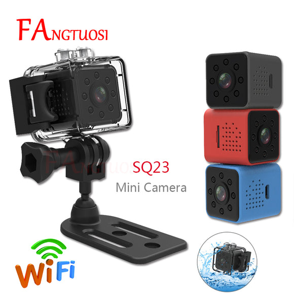 TechNiche WIFI mini Camera small cam 1080P video Sensor Night Vision Camcorder Micro Cameras DVR Motion Recorder Camcorder