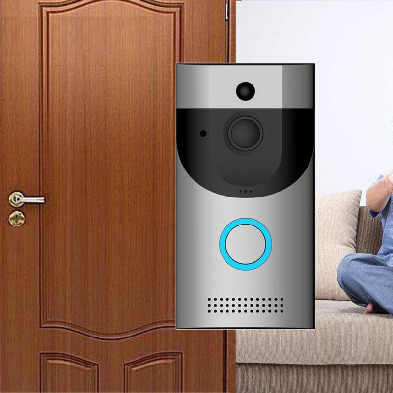 TechNiche WiFi Wireless Video Camera Door Bell Phone