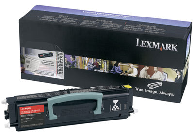 Lexmark E230, E232, E234, E240, E330, E340, E332, E342 Toner Cartridge Original Black
