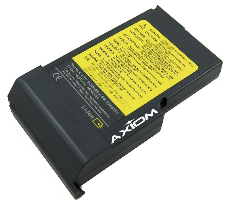 AXIOM LI-ION 9-CELL BATTERY FOR LENOVO - 02K6513, 02K6520, 02K6535, 02K6610