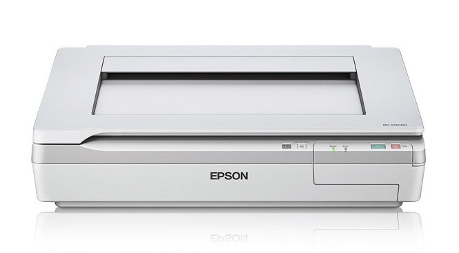 Epson WorkForce DS-50000 600 x 600 DPI Flatbed scanner White A4