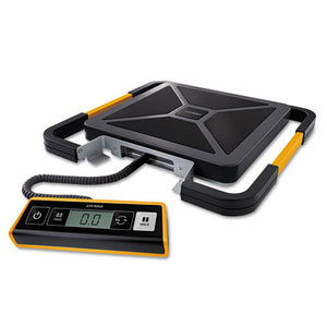 DYMO S400 Electronic postal scale Black,Yellow
