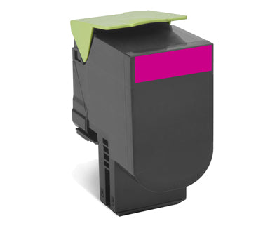 Lexmark 70C0HMG toner cartridge Original Magenta 1 pcs