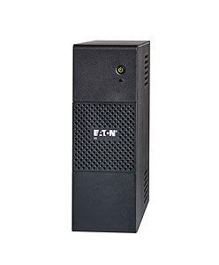 Eaton 5S uninterruptible power supply (UPS) 700 VA 420 W 8 AC outlet(s)
