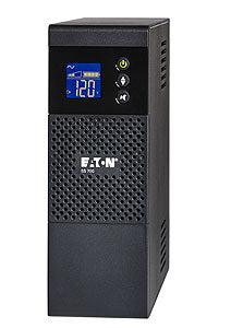 Eaton 5S uninterruptible power supply (UPS) Line-interactive 700 VA 420 W 8 AC outlet(s)