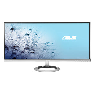 "ASUS MX299Q computer monitor 29"" LED Black,Silver"
