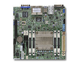Supermicro A1SAi-2750F motherboard Mini ITX