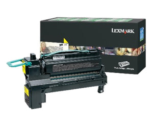 Lexmark 24B6021 toner cartridge Original Yellow 1 pcs