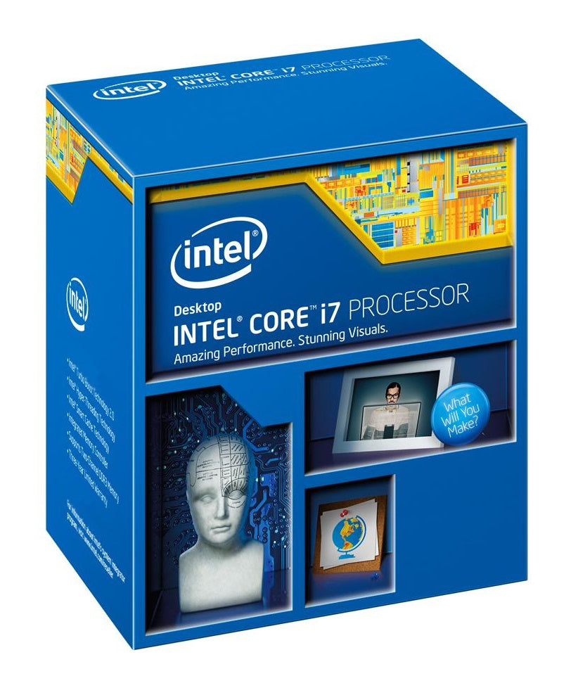 Intel Core i7-5960X processor 3 GHz Box 20 MB Smart Cache