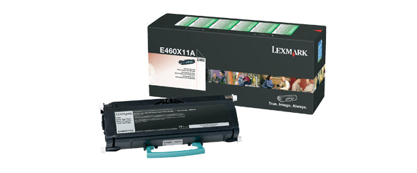 Lexmark E460 Extra High Yield Return Program Toner Cartridge Original
