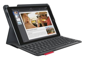 Logitech Type + mobile device keyboard Black Bluetooth
