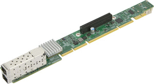 Supermicro AOC-URN2-I2XS networking card Fiber 10000 Mbit/s Internal