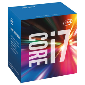 Intel Core i7-6700 processor 3.4 GHz Box 8 MB Smart Cache