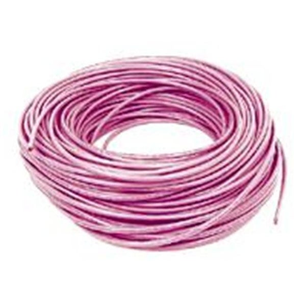 PATCH CABLE - BARE WIRE - BARE WIRE - 1000 FT - STP - ( CAT 5E ) - PINK