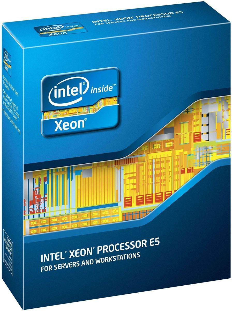 Intel Xeon E5-1620V4 processor 3.5 GHz Box 10 MB Smart Cache