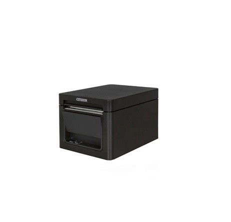 CITIZEN, THERMAL POS, CT-E351, FRONT EXIT, ETHERNET, USB, BLACK