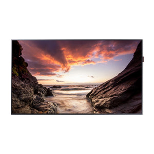 "Samsung PM43F signage display 43"" LED Touchscreen Full HD Digital signage flat panel Black"