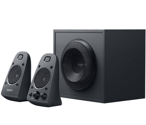Logitech Z625 speaker set 2.1 channels 200 W Black