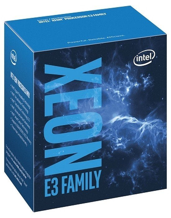 Intel Xeon E3-1275 v6 processor 3.8 GHz Box 8 MB Smart Cache