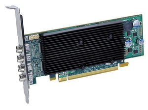 Matrox M9148 LP PCIe x16 1 GB GDDR2