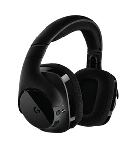 Logitech G533 Binaural Head-band Black