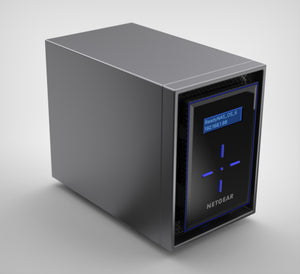 Netgear ReadyNAS 422 Ethernet LAN Black NAS