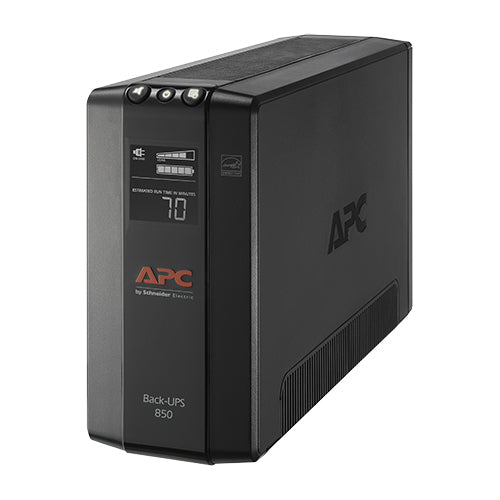 APC Back UPS BX850M uninterruptible power supply (UPS) Line-Interactive 850 VA 510 W 8 AC outlet(s)
