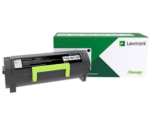 Lexmark 51B1X00 toner cartridge Original Black 1 pcs