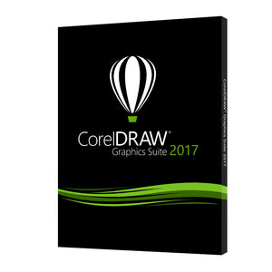 Corel CorelDraw Graphics Suite 2017 1 license(s) Electronic Software Download (ESD)
