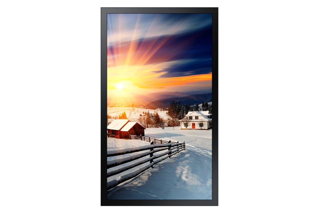 Samsung OH75F signage display 75