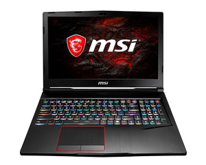 "MSI Gaming GE63 RAIDER-008 Black Notebook 15.6"" 1920 x 1080 pixels 2.8 GHz 7th gen IntelA® Corea""? i7 i7-7700HQ"