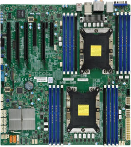 Supermicro X11DAi-N server/workstation motherboard LGA 3647 (Socket P) Extended ATX IntelA® C621