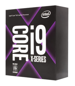 Intel Core i9-7940X processor 3.1 GHz Box 19.25 MB Smart Cache