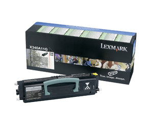 Lexmark X340A11G toner cartridge Original Black 1 pcs