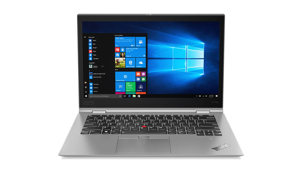 Lenovo ThinkPad Yoga X1 Silver Hybrid (2-in-1) 14
