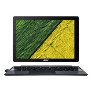 "Acer Switch 5 SW512-52P-35RA Black Hybrid (2-in-1) 12"" 2160 x 1440 pixels Touchscreen 2.7 GHz 7th gen IntelA® Corea""? i3 i3-7130U"