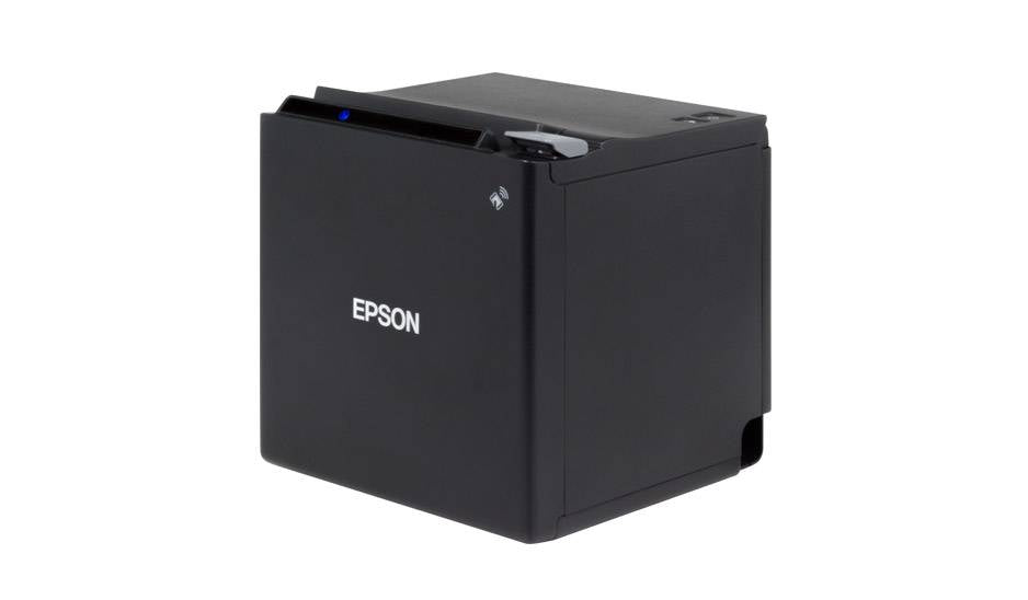 EPSON, TM-M30, THERMAL RECEIPT PRINTER, AUTOCUTTER, WIFI, EPSON BLACK, INCLUDES POWER SUPPLY, REPLACES C31CE95A9991