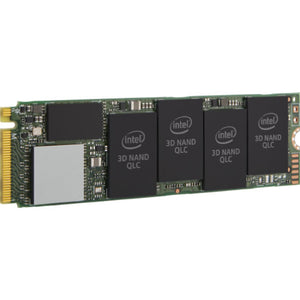 Intel Consumer SSD 660p solid state drive M.2 512 GB PCI Express 3.0 3D2 QLC NVMe