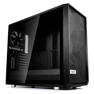Fractal Design Meshify S2 Black Midi-Tower