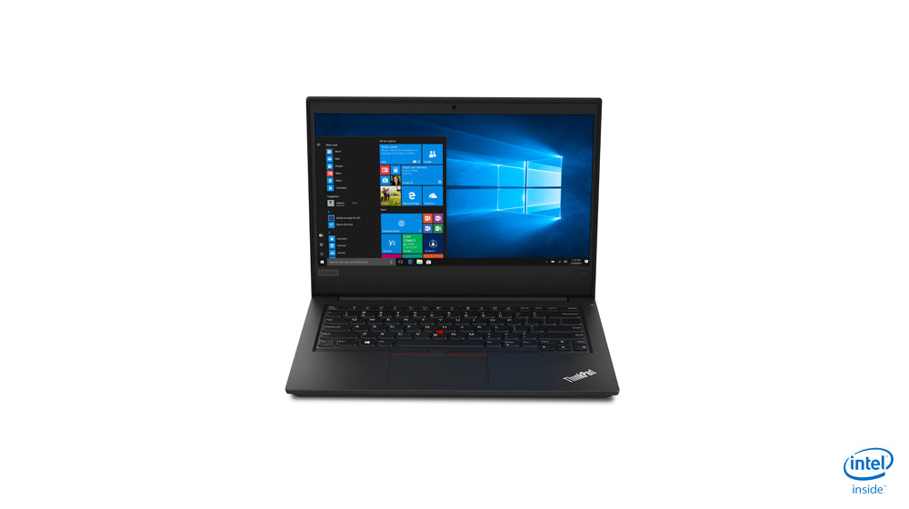 Lenovo ThinkPad E490 Black Notebook 14