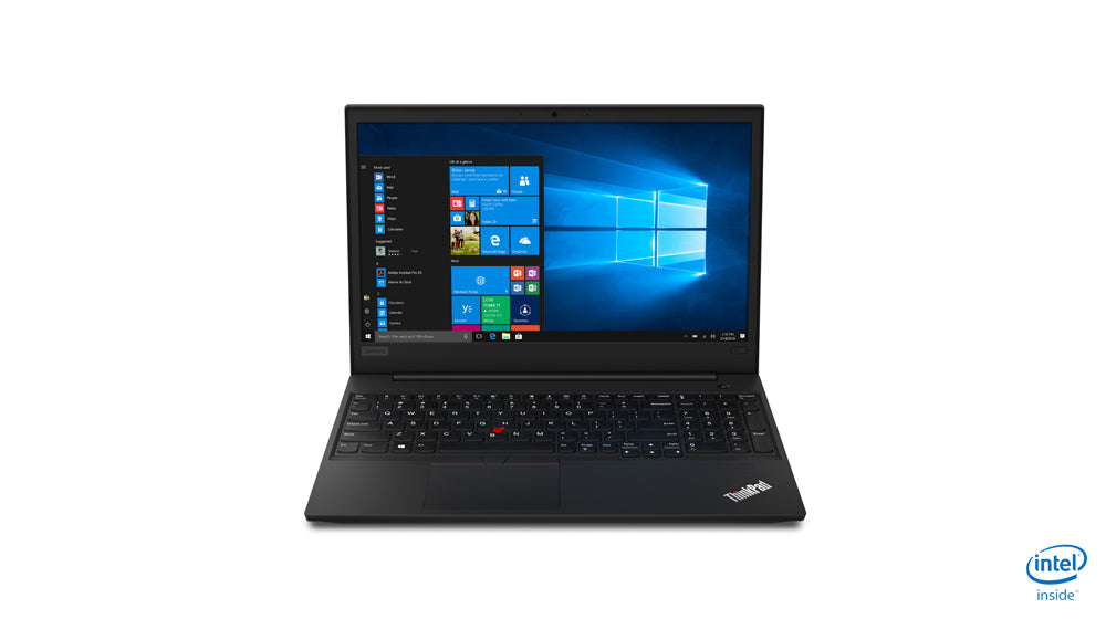 Lenovo ThinkPad E590 Black Notebook 15.6