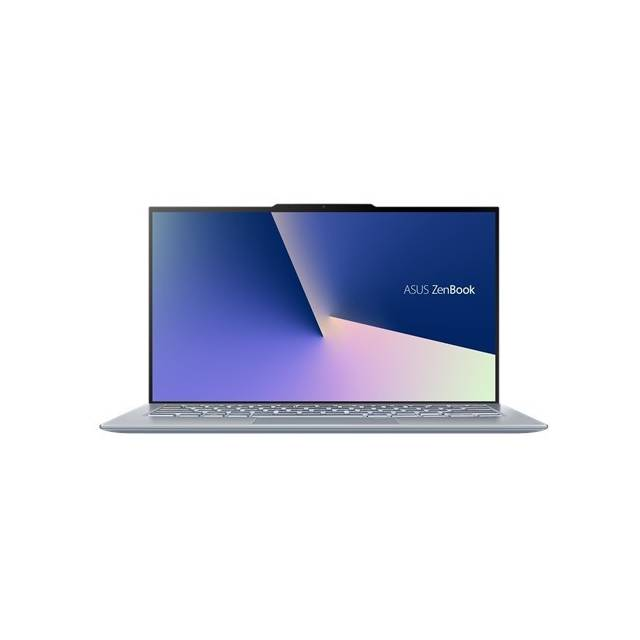 ASUS ZenBook S13 UX392FN-XS77 13.9 inch Intel Core i7-8565U 1.8GHz/ 16GB LPDDR3/ 512GB SSD/ USB3.1/ Windows 10 Pro Ultrabook (Premium Galaxy Aluminum Blue)